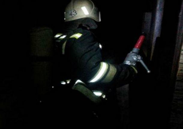 Два человека погибли впожаре водном изсел Ростовской области