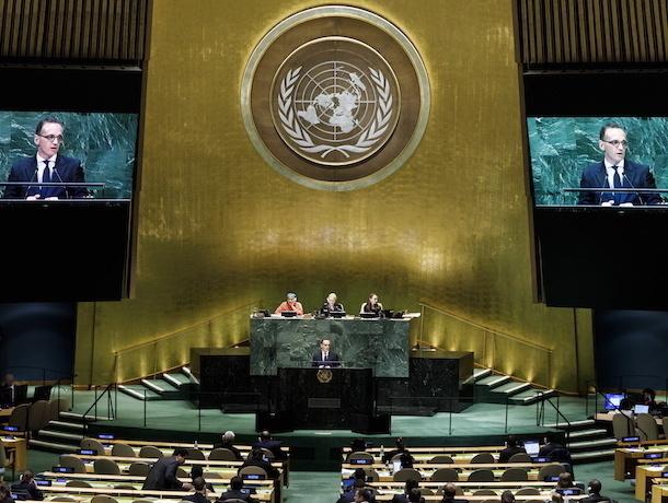 Резолюция Киева о правах человека в Крыму была принята генассамблеей ООН