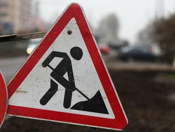 На несколько месяцев ограничат движение по проспекту Шолохова в Ростове