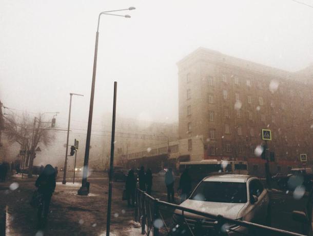 Прогноз погоды на 19 января: густые тучи возьмут Ростов в плен