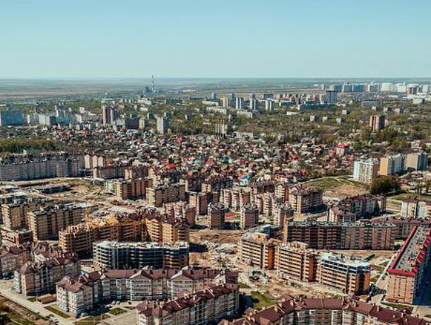 «Болевые точки» обманутых ростовчан показали на панораме «Вертолетного поля» с высоты птичьего полета