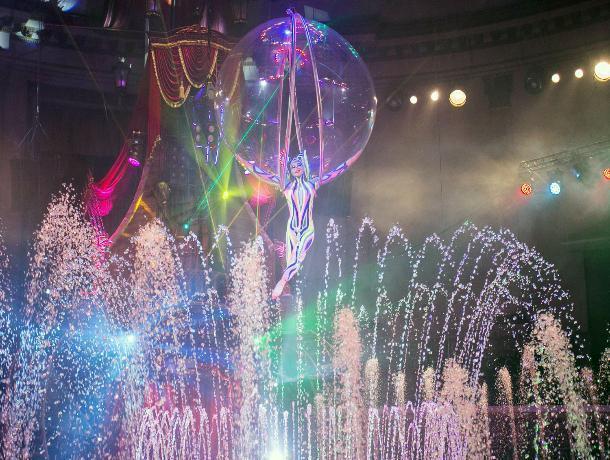 В Ростове стартуют гастроли уникального цирка на воде