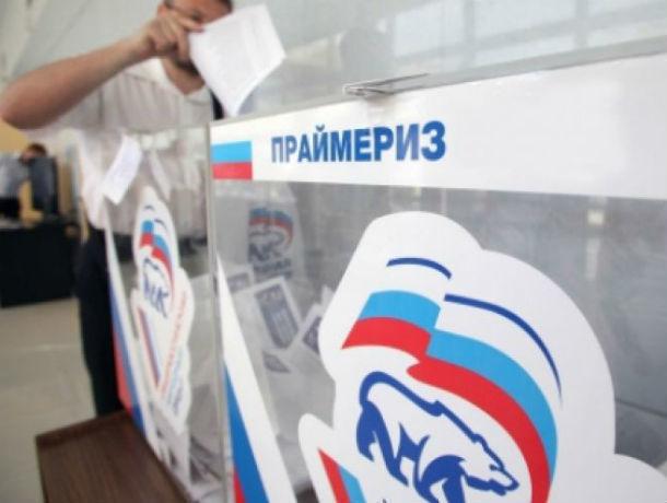 Кандидаты от «Единой России» сэкономили на праймериз в Ростовской области