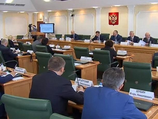 Заксобрание Ростовской области еще не решило, что думает о пенсионной реформе