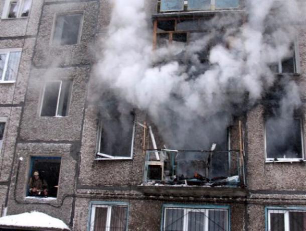 НаДону при взрыве газа изокон повылетали стекла, пострадал мужчина
