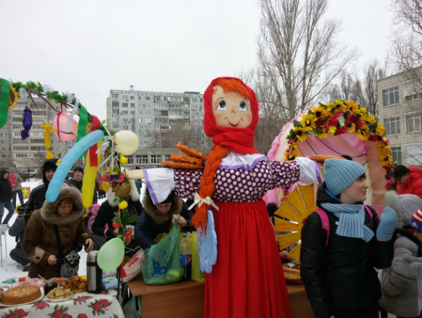 На масленичные гуляния приглашают ростовчан городские парки и скверы