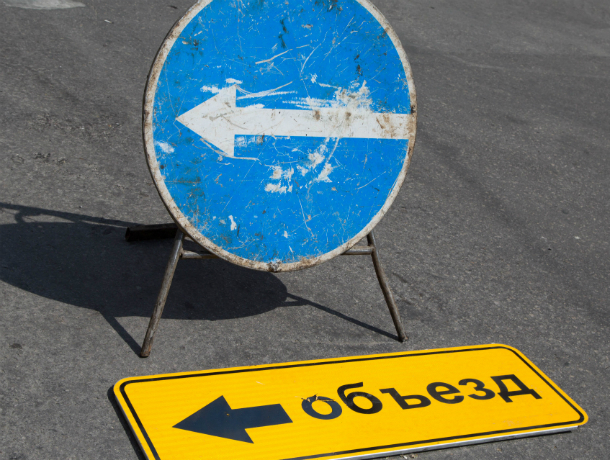 Из-за трагедии сбензовозом под Ростовом-на-Дону перекрыли дорогу М-4