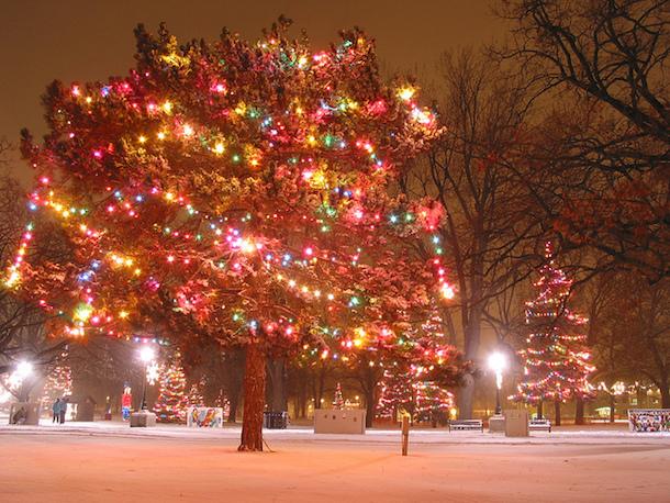 Куда сходить в новогодние праздники в Ростове-на-Дону