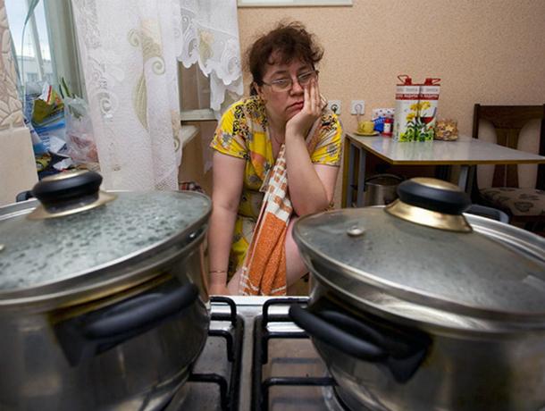 Вцентре Ростова-на-Дону небудет воды