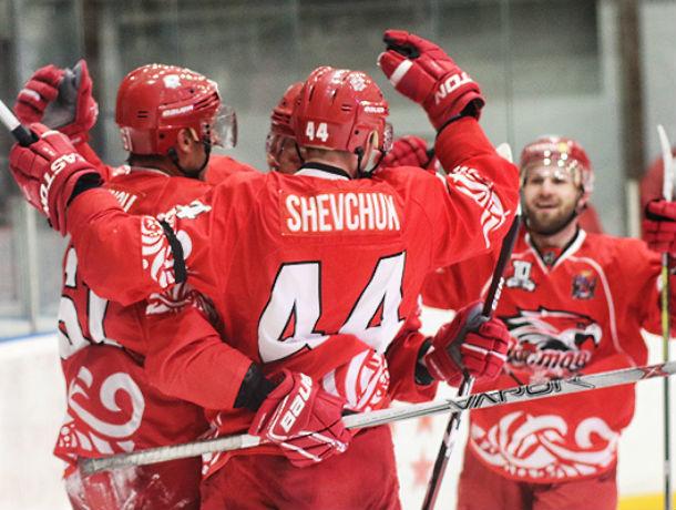 ХК «Ростов» обыграл «Молот-Прикамье» в матче ВХЛ