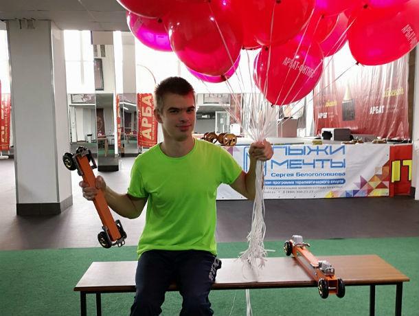 Дети и взрослые с ограниченными возможностями здоровья встают на лыжи на колесах в Ростове