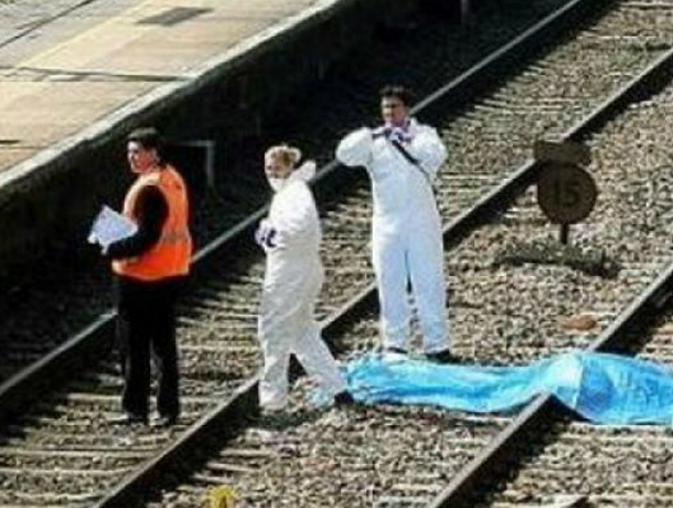 ВРостове поезд насмерть сбил студента РГУПСа, незаметившего приближение состава