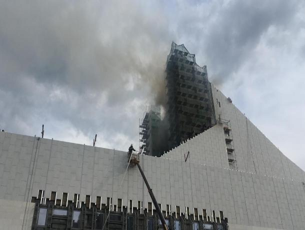 Пожару в ростовском музыкальном театре присвоен третий номер сложности
