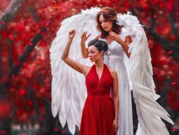 Актриса Ирина Безрукова рассказала, почему верит в ангелов