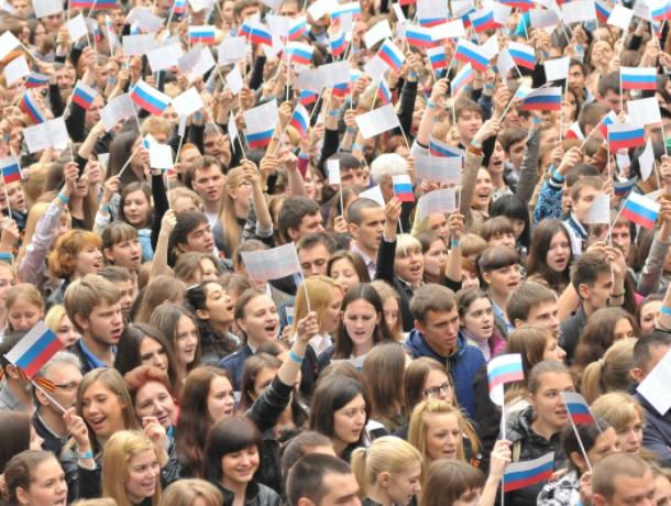 В День добровольца пятого декабря ростовские волонтеры проведут массовый флешмоб