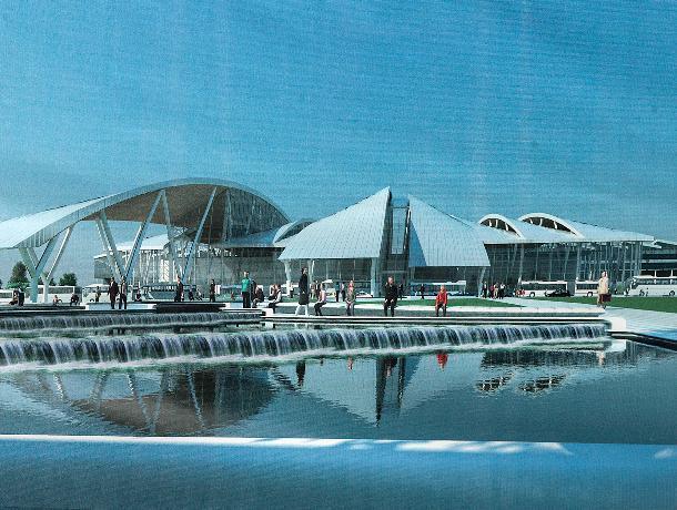 Аэрополис с жилым кварталами логистический центром построят у Платова за пять лет