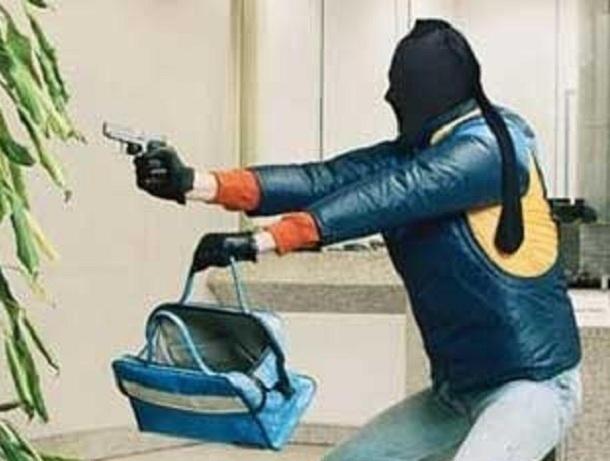 Несостоявшийся преступник банка схвачен вРостове