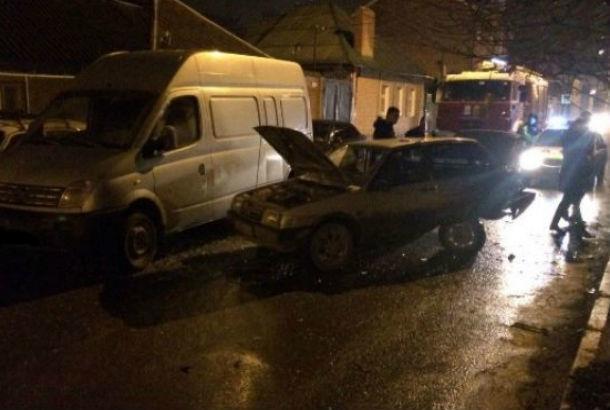 Нетрезвый священник вРостове-на-Дону устроил ДТП, вкотором пострадали два человека