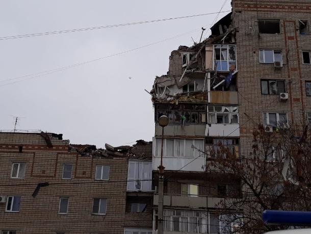 В Шахтах жильцам взорвавшегося дома прислали счета за услуги ЖКХ