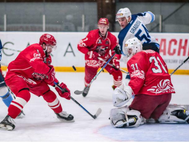 ХК «Ростов» обыграл «Рязань» и пополнил ряды новыми хоккеистами