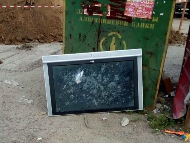 Вдребезги разбивали ростовчане телевизоры после проигрыша России в четвертьфинале