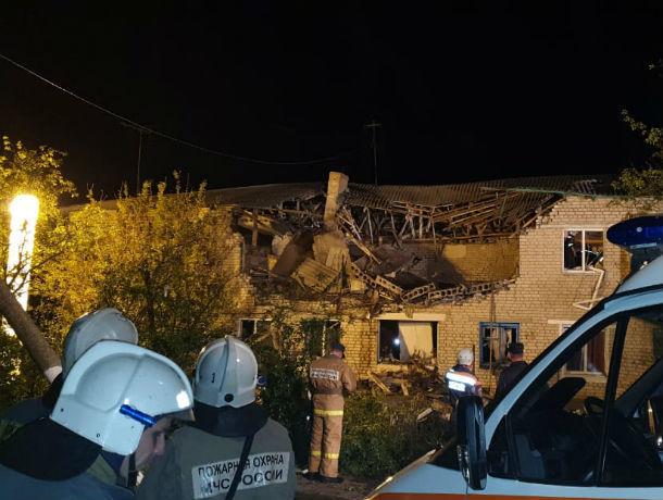 При взрыве газа погибла 9-летняя жительница Ростовской области