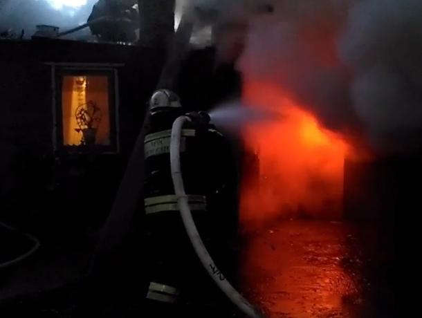 Губернатор Ростовской области назвал причиной пожара на Театральном поджог