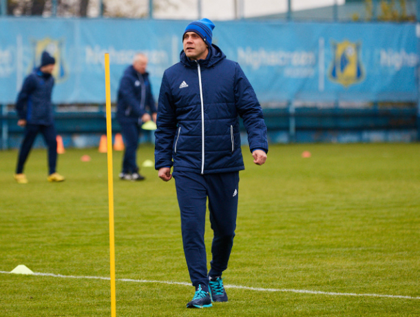 Понимающий требования Кучука Адамов вошел в тренерский штаб «Ростова»
