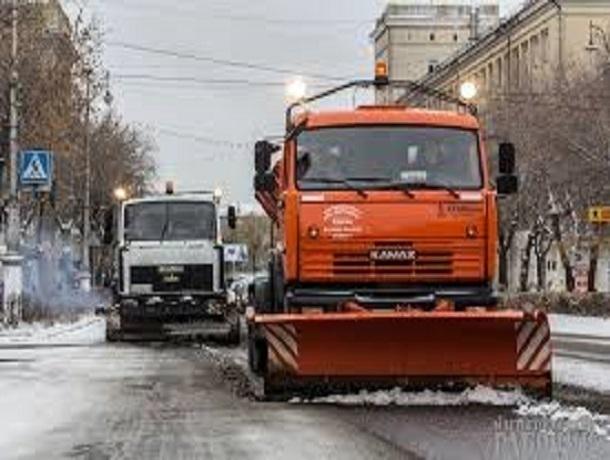 Экстремальные погодные условия сложились на двух трассах Ростовской области