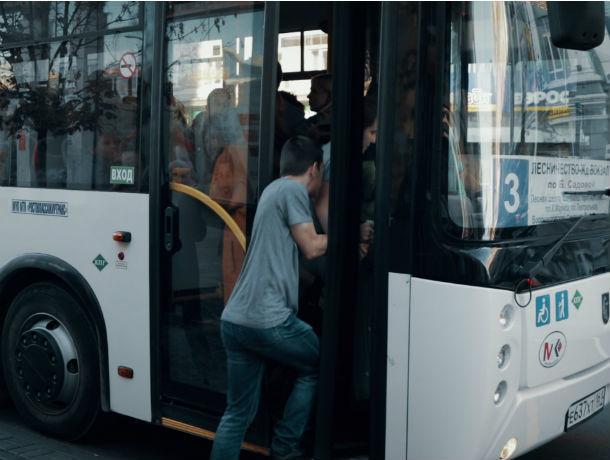 Из-за полумарафона «Забег» в Ростове изменится схема движения общественного транспорта