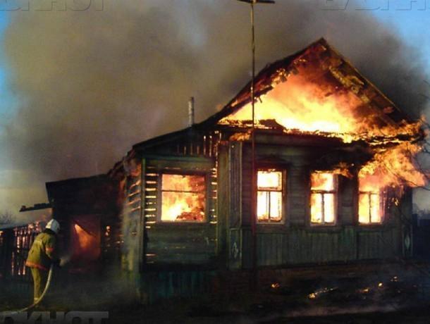Шесть десятков человек едва не сгорели в Ростовской области