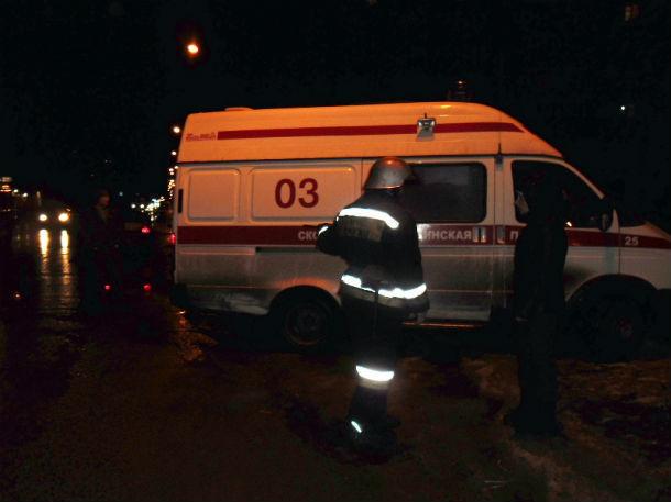 Под Ростовом тяжеловоз Вольво сбил надороге 21-летнего молодого человека