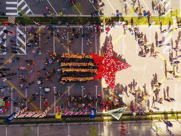 В «Красном Аксае» отпраздновали День Победы