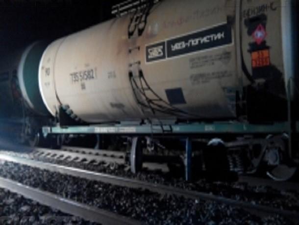 НаДону грузовой поезд насмерть сбил пенсионера