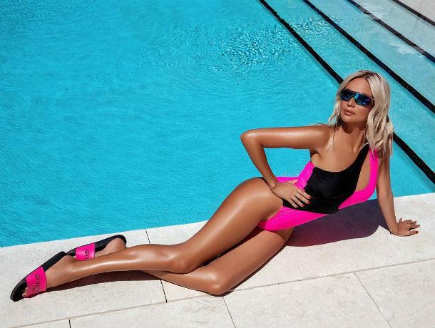 Длинные ноги и кривая плитка: Викторию Лопыреву уличили в фотошопе
