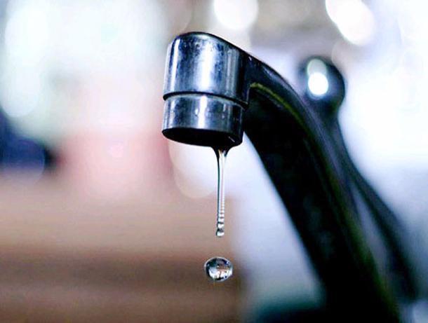 Часть Ростова оставят без воды наследующей неделе