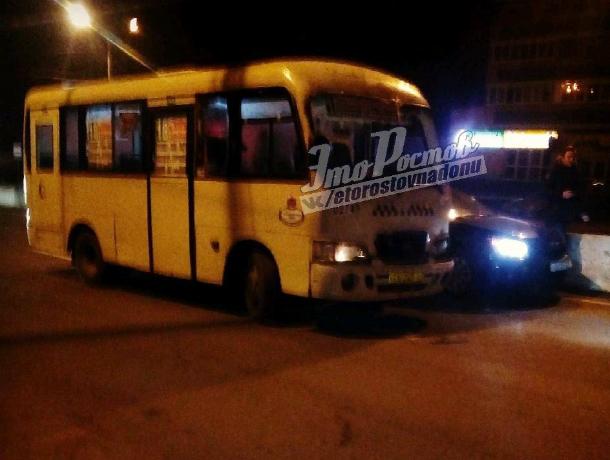 Сразу три маршрутки за одно утро «потерял» Ростов из-за нарушивших ПДД водителей