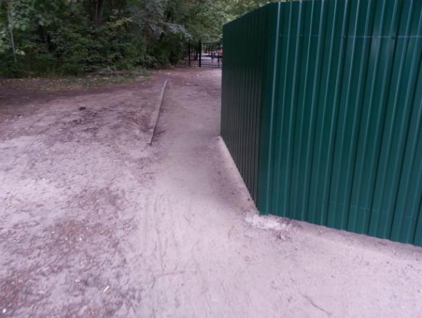 «С заботой о красоте» власти перекрыли дорогу к любимому парку жителям Ростова