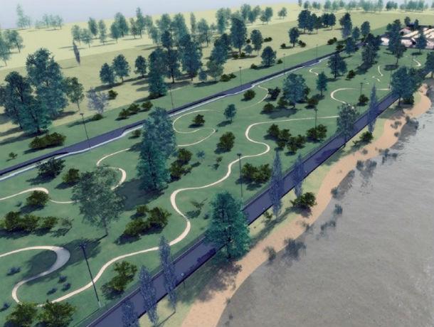 В Ростове построят велопарк на территории Гребного канала «Дон»
