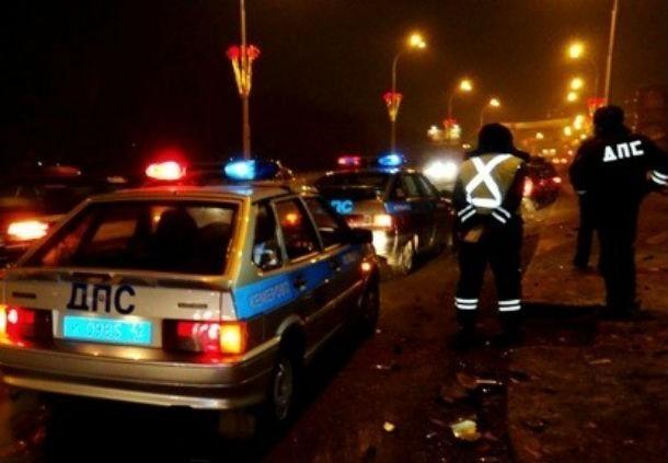 Водителя БМВ X6 оштрафовали на 30 000 руб. загонки сполицейскими