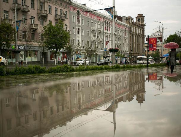 Гром и молнии: погода в Ростове на среду, 22 мая