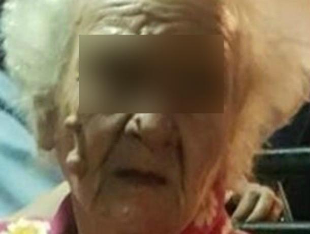 Пропавшая из дома дезориентированная женщина нашлась живой в Ростове