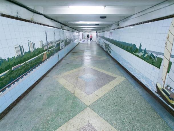 Подземные переходы на Буденновском отремонтируют в 2020 году