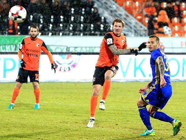 Букмекеры сообщили одоговорном характере футбольного матча между «Уралом» и«Ростовом» 87