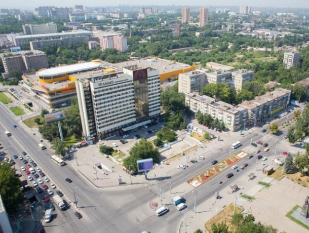Напроект благоустройства площади Ленина истратят 2,1 млн руб.
