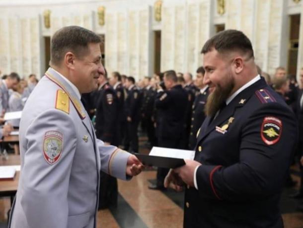 В Ростовской области погиб близкий к Кадырову полицейский
