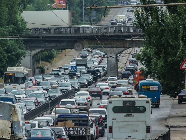 Центр Ростова и Северный жилой массив свяжет 8-полосная автомобильная дорога