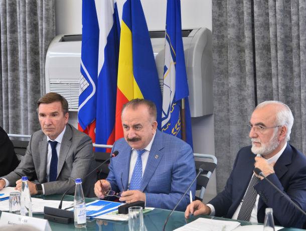 Учебные корпуса, общежития, стадион и спортивный комплекс могут появиться в ДГТУ Ростове