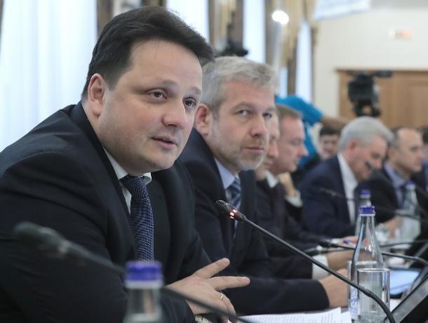Губернатор Ростовской области потерял еще одного заместителя