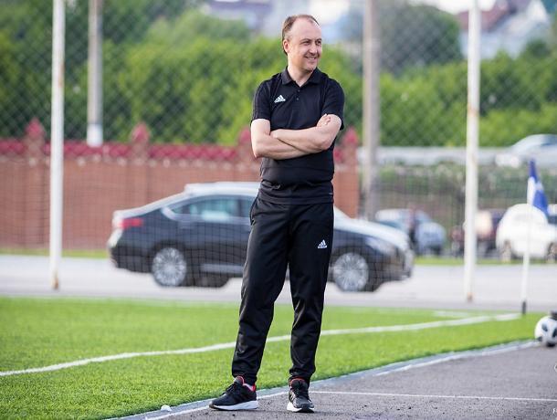 Новым главным тренером ФК «Чайка» стал Дмитрий Воецкий
